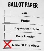 Ballot Paper Spoof