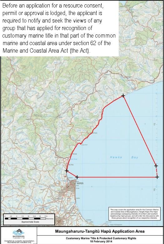 Claim map